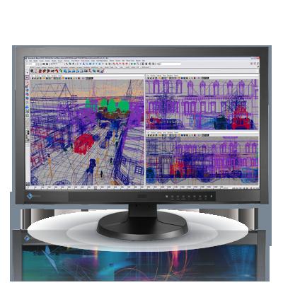 Zdjęcie monitora EIZO FlexScan SX2762W