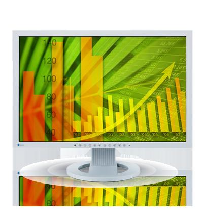 Zdjęcie monitora EIZO FlexScan S2243W