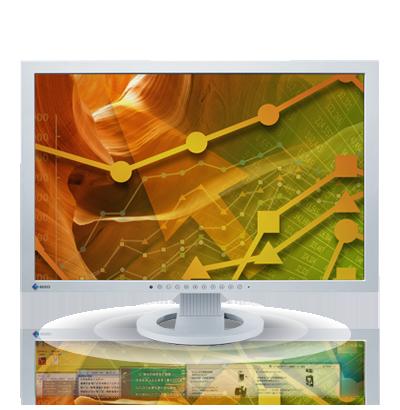 Zdjęcie monitora EIZO FlexScan S2402W