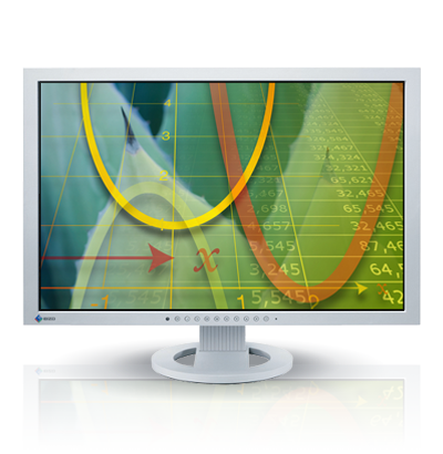 Zdjęcie monitora EIZO FlexScan S2433W