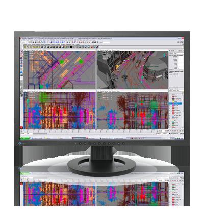 Zdjęcie monitora EIZO FlexScan SX2262W