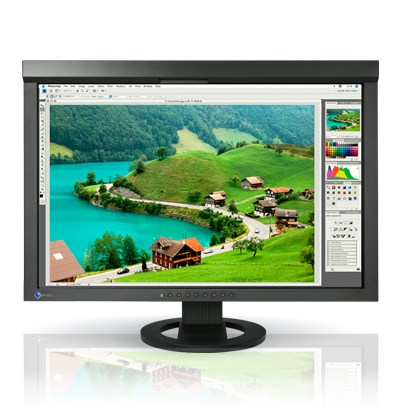 Zdjęcie monitora EIZO ColorEdge CG245W