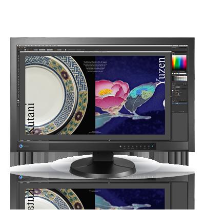 Zdjęcie monitora EIZO ColorEdge CG276