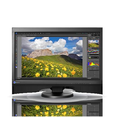 Zdjęcie monitora EIZO ColorEdge CS230