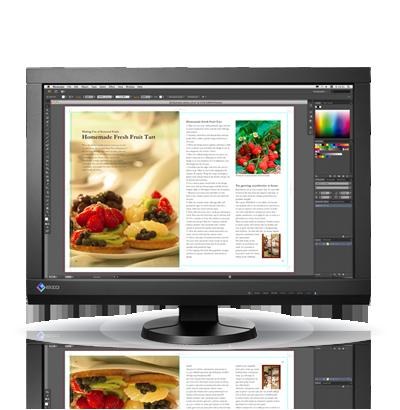 Zdjęcie monitora EIZO ColorEdge CX240