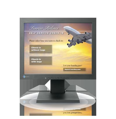 Zdjęcie monitora EIZO FlexScan T1502-B