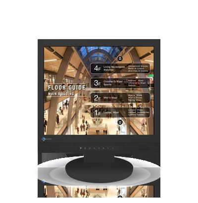 Zdjęcie monitora EIZO FlexScan T1721