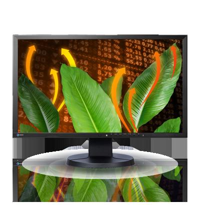 Zdjęcie monitora EIZO FlexScan EV2316W