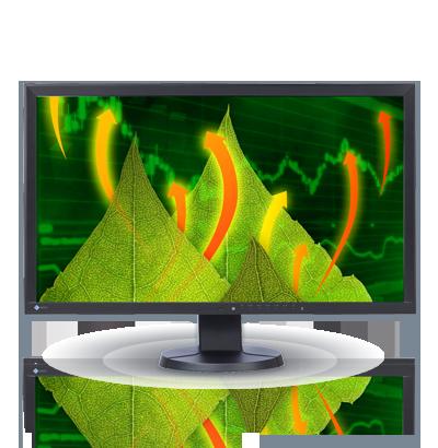 Zdjęcie monitora EIZO FlexScan EV2736W