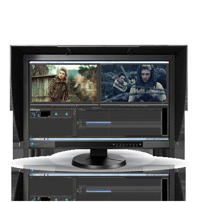 Zdjęcie monitora EIZO ColorEdge CG277