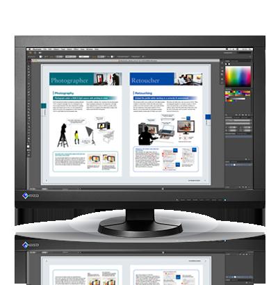 Zdjęcie monitora EIZO ColorEdge CX241