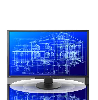 Zdjęcie monitora EIZO FlexScan EV3237