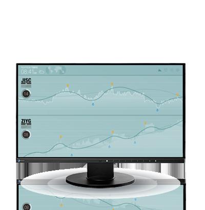 Zdjęcie monitora EIZO FlexScan EV2450