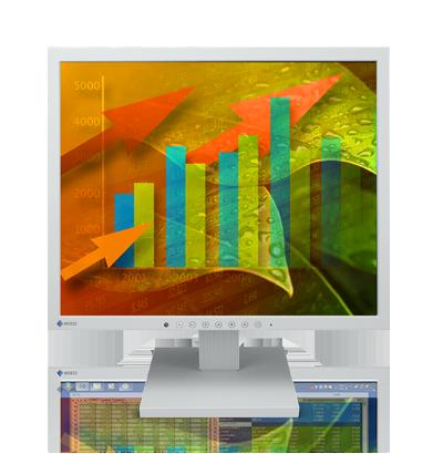 Zdjęcie monitora EIZO FlexScan S1703