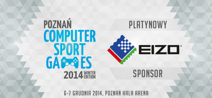 EIZO Poznan Computer Games