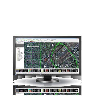 Zdjęcie monitora EIZO DuraVision FDF2405W
