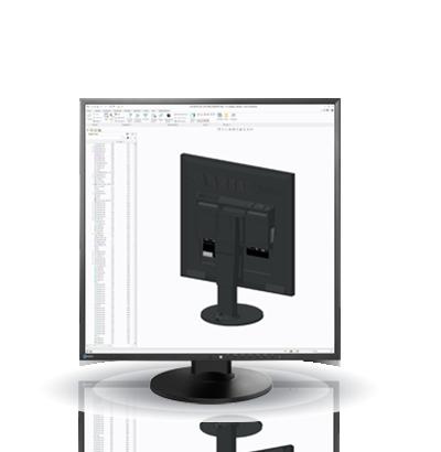 Zdjęcie monitora EIZO FlexScan EV2730Q