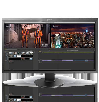 Zdjęcie monitora EIZO ColorEdge CG318-4K