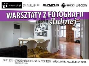 warsztaty z fotografii ślubnej