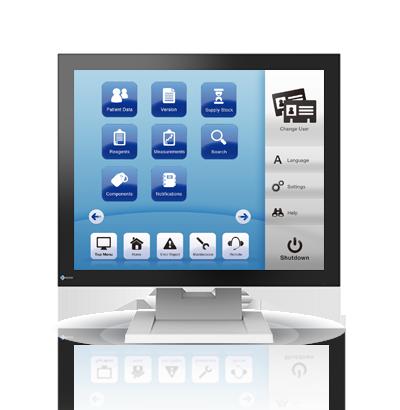 Zdjęcie monitora EIZO DuraVision FDS1921T