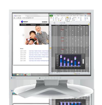 Zdjęcie monitora EIZO FlexScan S1934