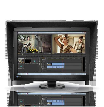 Zdjęcie monitora EIZO ColorEdge CG247X