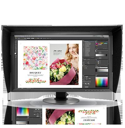 Zdjęcie monitora EIZO ColorEdge CG2730