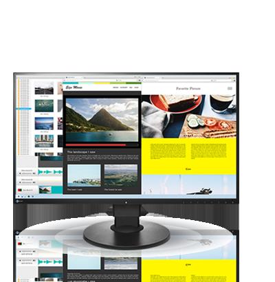Zdjęcie monitora EIZO FlexScan EV2780