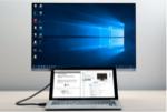 Praca z więcej niż jednym ekranem w systemie Windows 10