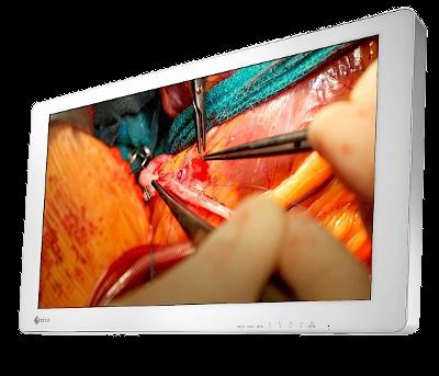 Zdjęcie monitora EIZO CuratOR EX3140