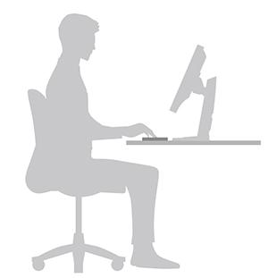 ergonomiczne stanowisko pracy