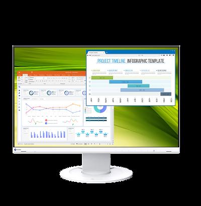 Zdjęcie monitora EIZO FlexScan EV2360