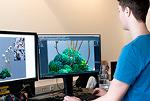 Monitory EIZO w Studio Isar Animation