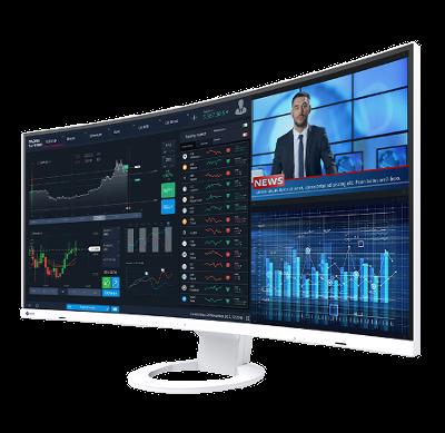 Zdjęcie monitora EIZO FlexScan EV3895