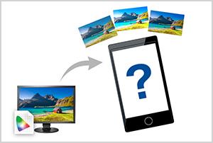 Zarządzanie kolorem cz. 3: urządzenia mobilne